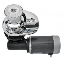 X1 - With Drum - 1000W/12V - 8mm ISO 4565 / Din 766 - Chromed Bronze
