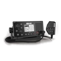 V60-B - VHF with DSC, integrated GPS and AIS-B RX/TX