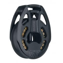 57mm gaza fija/simple