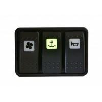Interruptores y accesorios